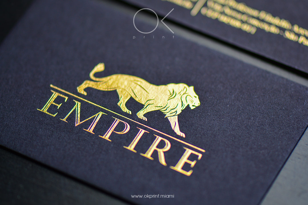 OK PRINT, MIAMI | OK PRINT - LUXURY BUSINESS CARDS AND INVITATIONS ...