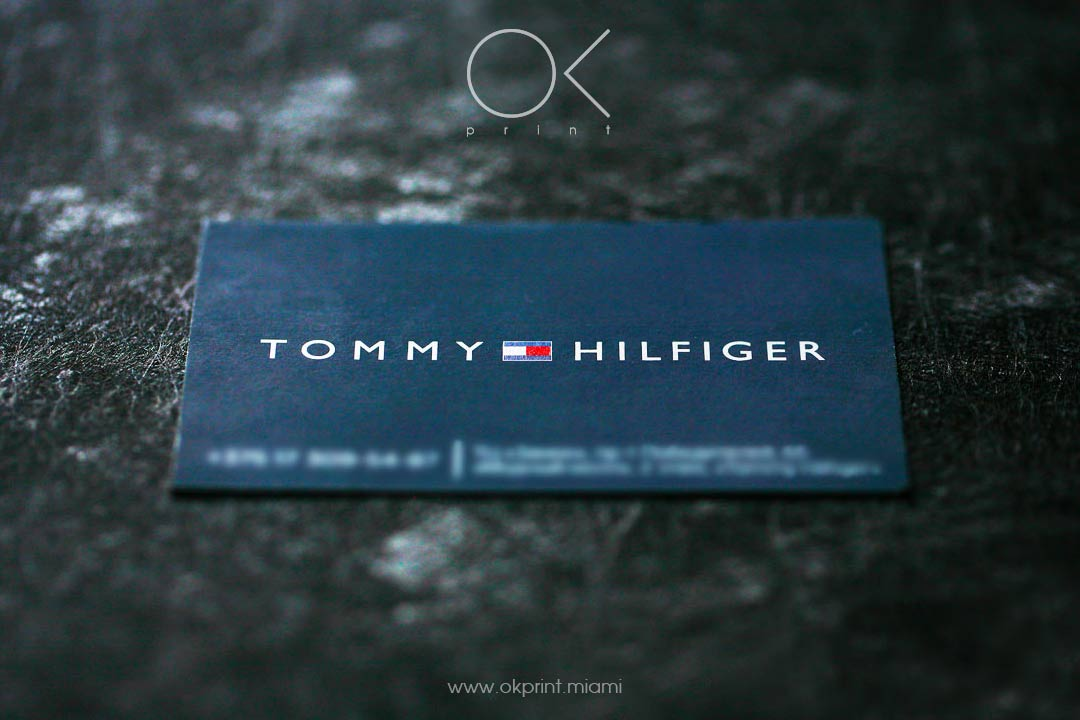 LUXURY BUSINESS CARDS, MIAMI | OK PRINT, MIAMI